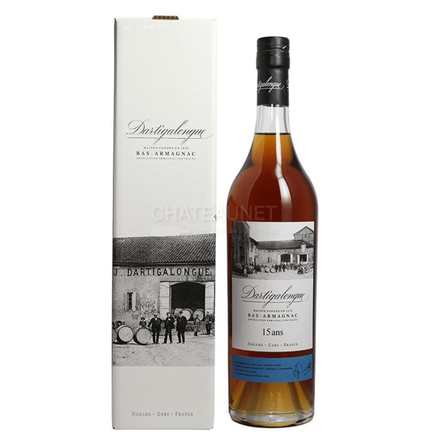 VIsuel bouteille Armagnac Dartigalongue