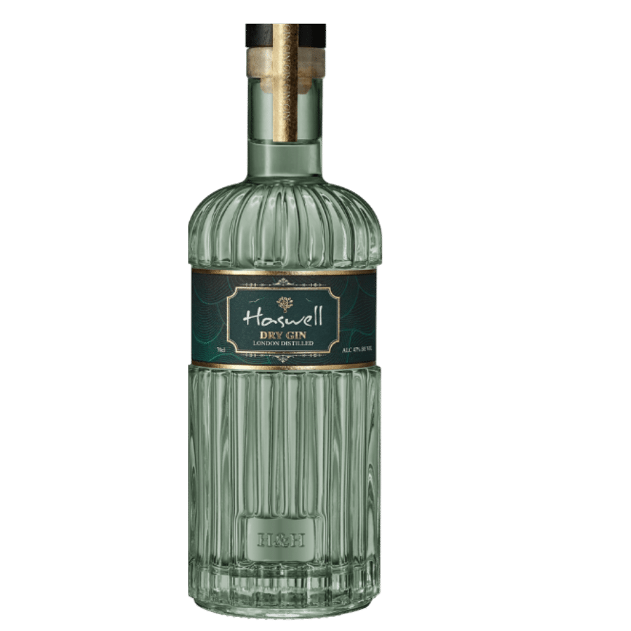 Visuel bouteille Haswell gin
