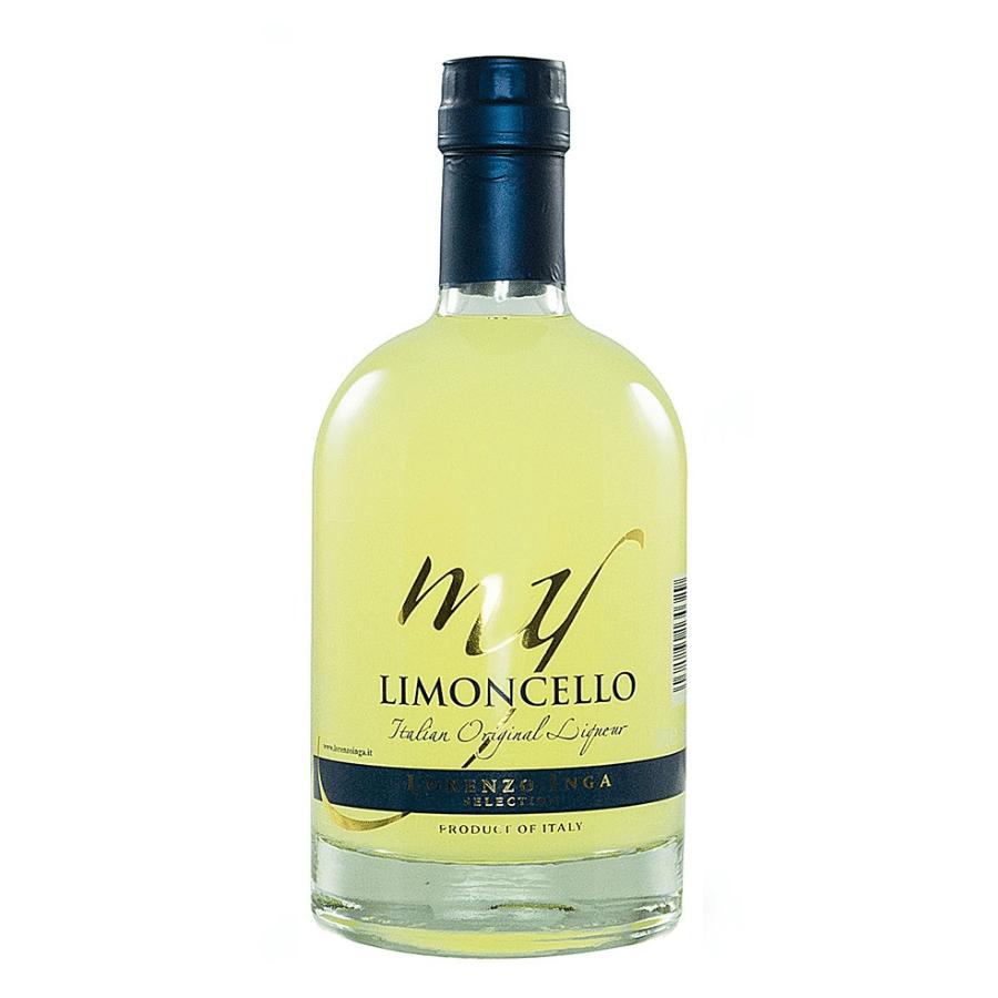 Visuel bouteille Limoncello