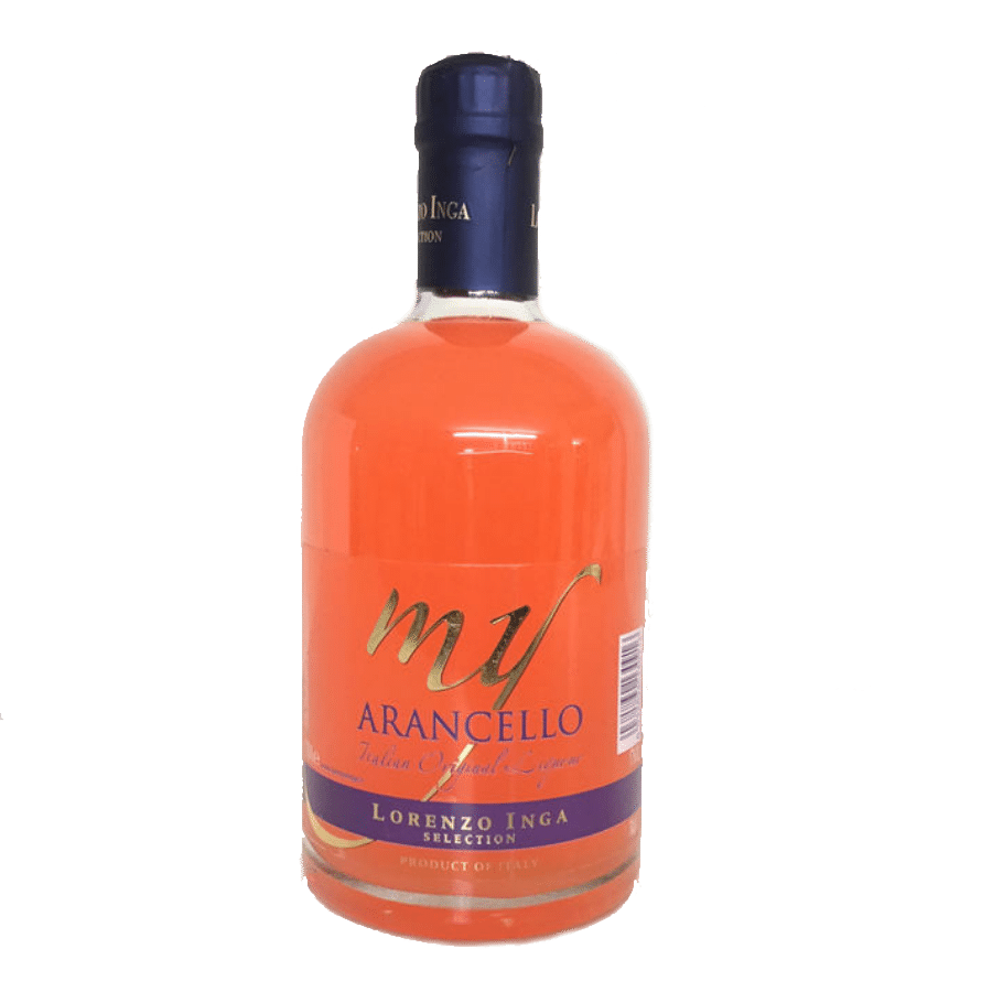 visuel bouteille Arancello