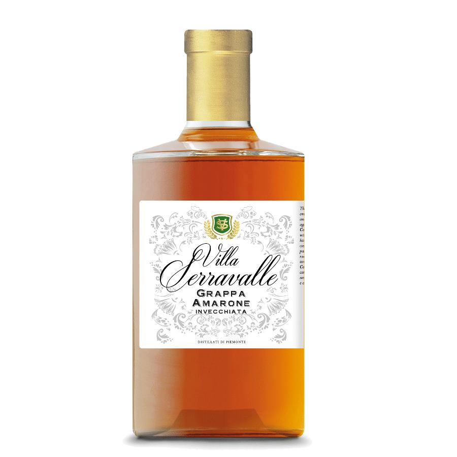 Visuel bouteille Grappa d'Amarone