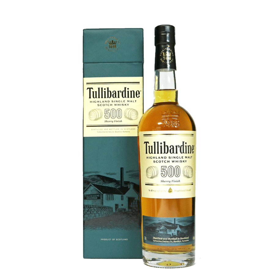 Photo Tullibardine Sherry Finish