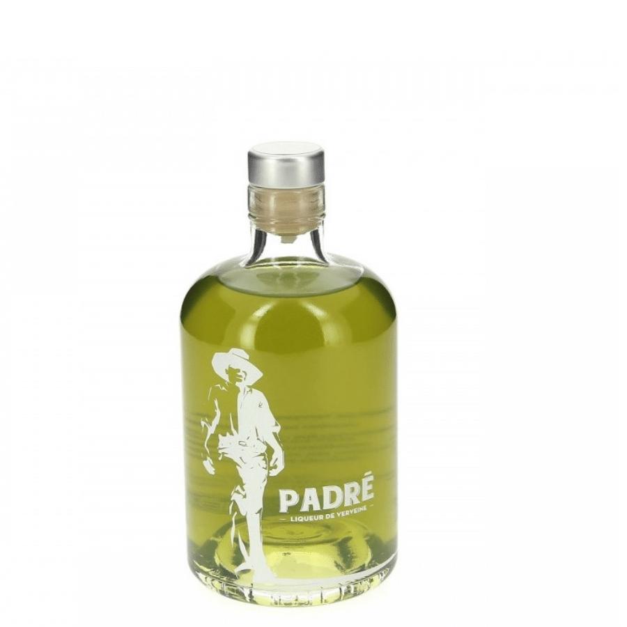 Visuel bouteille verveine Padré