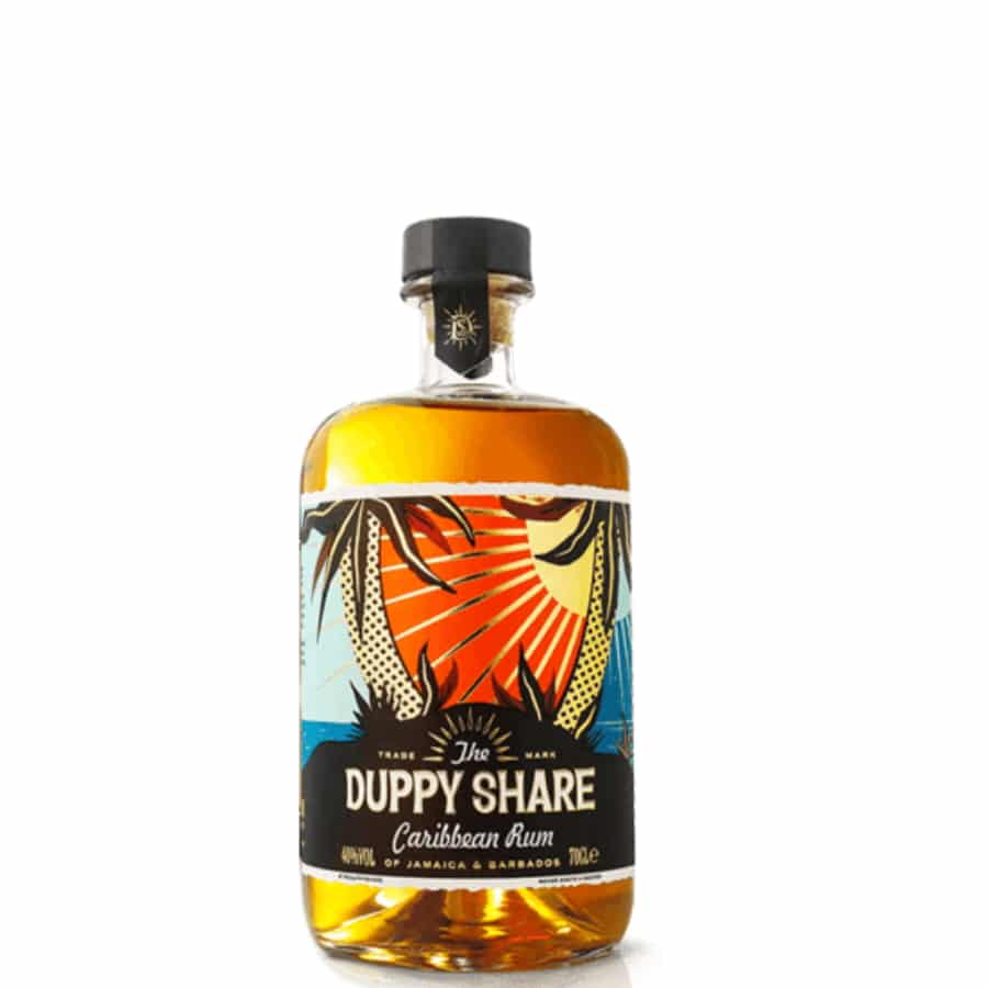 visuel Duppy Share rum