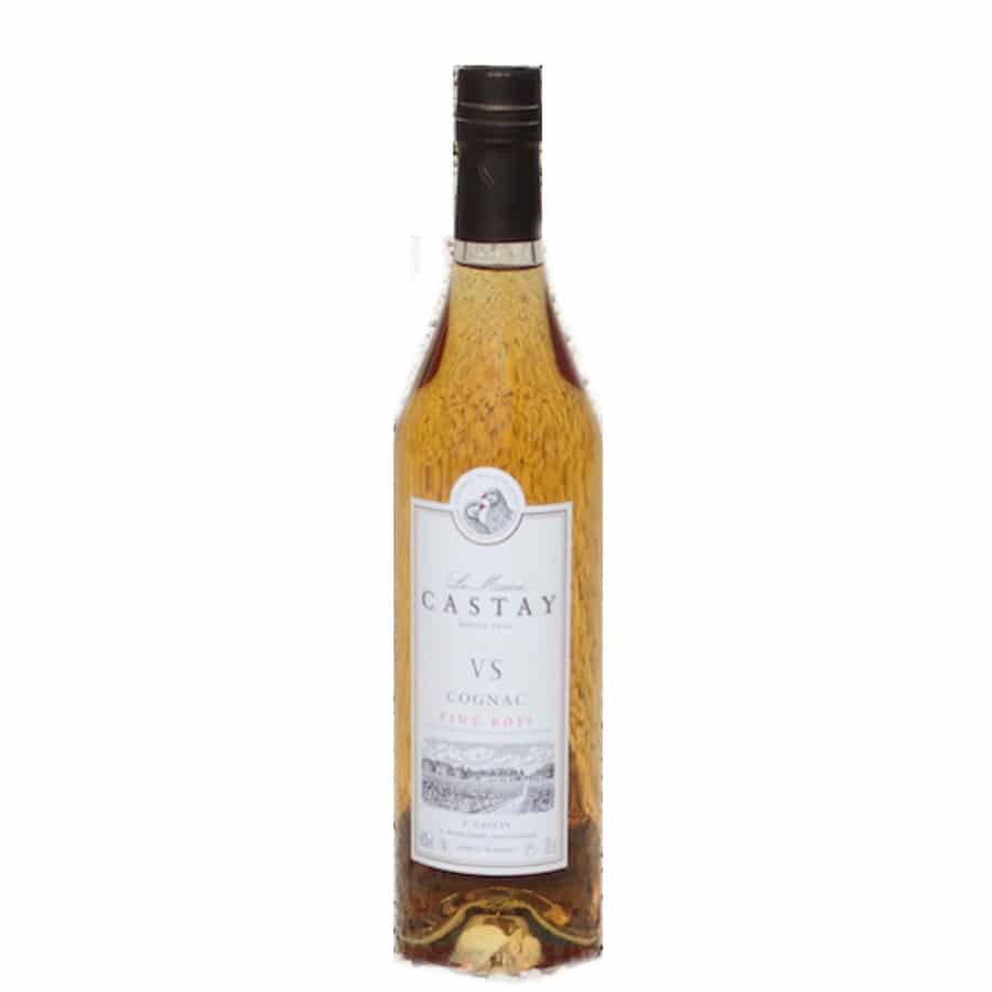visuel VSOP Cognac Castay