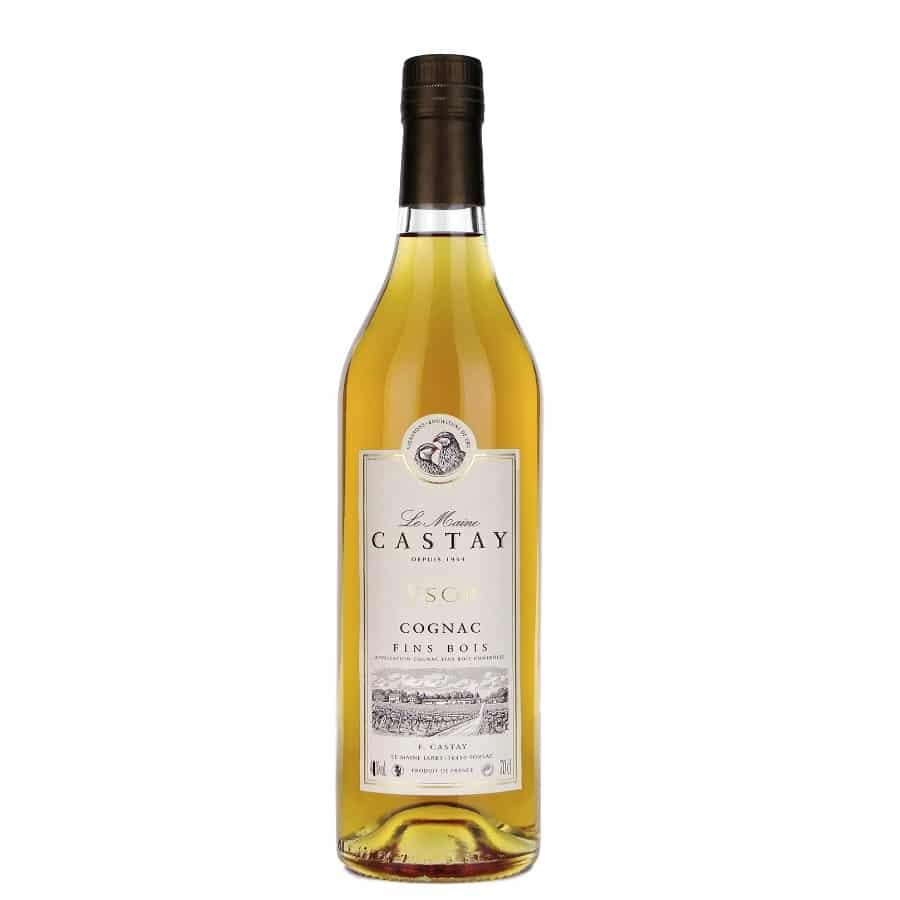 Visuel cognac Castay VSOP