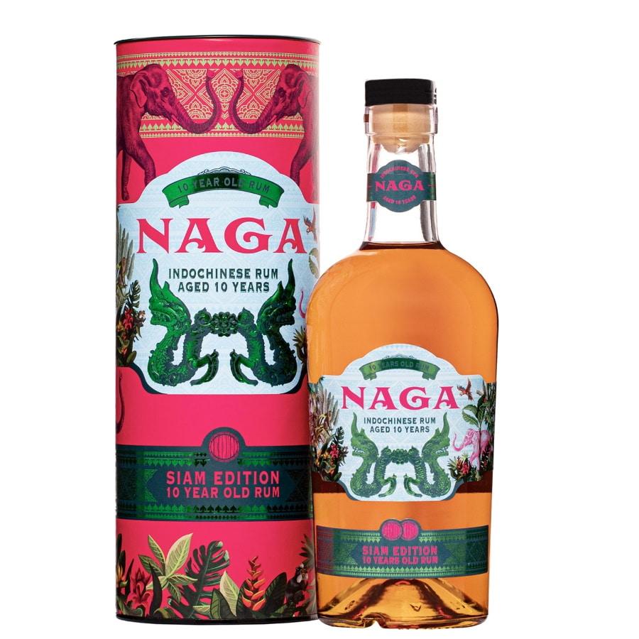 Visuel Naga Siam Edition   10 ans